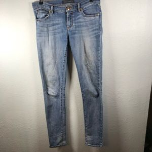 Juicy couture skinny jeans size 27
